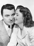 The Gay Sisters  from Left: George Brent  Barbara Stanwyck  1942