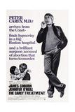 The Carey Treatment  Bottom Left: Jennifer O'Neill  James Coburn; Right: James Coburn  1972