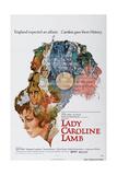 Lady Caroline Lamb  Sarah Miles  Jon Finch  Richard Chamberlain  1972