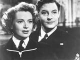Vacation from Marriage  (Aka Perfect Strangers)  from Left: Deborah Kerr  Robert Donat  1945