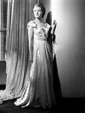 A Star Is Born  Janet Gaynor  in a Gown by Omar Kiam  1937