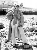 Marlene Dietrich  on Vacation at Cap D'Antibes  Summer 1933