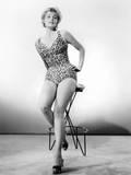 Slighty Scarlet  Arlene Dahl  1956