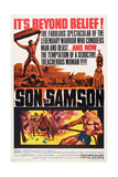 Son of Samson  (Aka Maciste Nella Valle Dei Re)  Mark Forest  1960