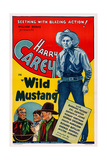 Wild Mustang  Right: Harry Carey  1935