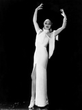 In Caliente  Dolores Del Rio  in a Gown by Orry-Kelly  1935