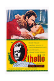The Tragedy of Othello: the Moor of Venice  Top from Left: Orson Welles  Suzanne Cloutier  1952