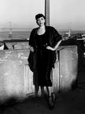 The Sniper  Marie Windsor  on Location in San Francisco  1952