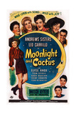 Moonlight and Cactus  1944