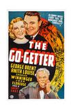 The Go Getter  Top from Left: Anita Louise  George Brent; Bottom: Charles Winninger  1937