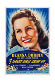Three Smart Girls Grow Up  Deanna Durbin  1939