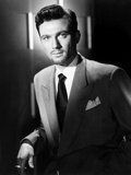 Laurence Harvey  Wearing the Goatee He Grew for King Richard and the Crusaders  1954