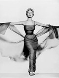 The Birds and the Bees  Mitzi Gaynor  in a Gown by Edith Head  1956