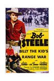 Billy the Kid's Range War  (Aka Texas Trouble)  Bob Steele (Top Left)  1941