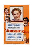 I Remember Mama  Philip Dorn  Barbara Bel Geddes  Irene Dunne  Oskar Homolka  1948