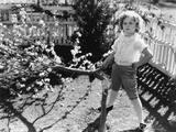 Shirley Temple  in George Washington Mode  Ca 1935