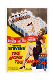 The More the Merrier  Jean Arthur  1943