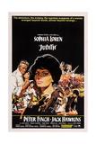 Judith  Sophia Loren  Left: Peter Finch; Second Left  Center and Bottom Right: Sophia Loren  1966