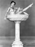 Cyd Charisse  Ca Mid-1950s