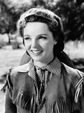 The Kansan  Jane Wyatt  1943