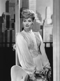 Easy to Wed  Lucille Ball  in a Pink Organza Negligee by Irene  1946