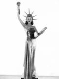 Arlene Dahl as Lady Liberty  1948