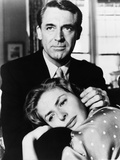 Indiscreet  from Top  Cary Grant  Ingrid Bergman  1958