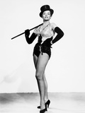 Gentlemen Prefer Blondes  Jane Russell  in a Costume by William Travilla  1953