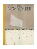 The New Yorker Cover - January 9  1960