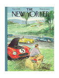 The New Yorker Cover - August 9  1958