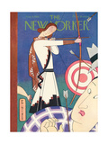 The New Yorker Cover - August 9  1930