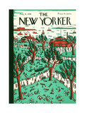 The New Yorker Cover - August 14  1926