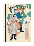 The New Yorker Cover - October 25  1930