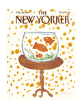 The New Yorker Cover - February 28  1983