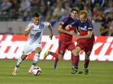 MLS: Chicago Fire at Los Angeles Galaxy