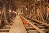 Bratislava - the Framework Form St Martins Cathedral