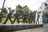Louis Armstrong Park Congo Square