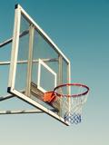 Vintage Basketball Goal