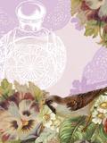 Birds and Ornaments VI
