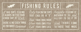 Fishing Rules Panel