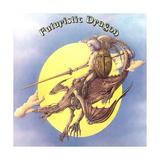 T Rex - Futuristic Dragon 1976 - Front