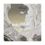 YES - Relayer 1974 - Back