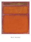 Orange, Red, Yellow, 1961 Giclée par Mark Rothko