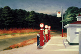 Essence (1940) Reproduction d'art par Edward Hopper