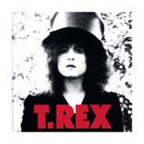 T Rex - The Slider 1972 - Front