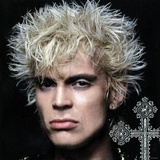 Billy Idol - Greatest Hits Inner Sleeve 2001
