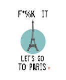 Let's Go to Paris