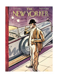 The New Yorker Cover - January 17  1931