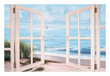 Sandpiper Beach Door