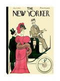 The New Yorker Cover - January 7  1933